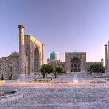 Tashkent: Uzbekistan 4 Nights Standard Itinerary Tour