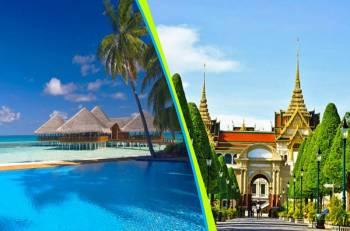 Bangkok with Pattaya Tour