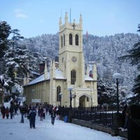 Shimla - Kullu - Manali & Golden Temple Package Tour Program