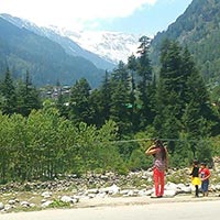 Kullu - Manali Special Tour Package