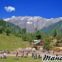 Shimla - Kullu - Manali Tour Package