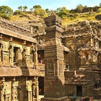 Mumbai-Ajanta-Ellora Tour