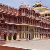 Temple and Palace Tour