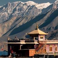Gorakhpur - Muktinath - Jomsom - Pokhara - Kathmandu Tour