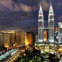 6N/7D Kuala Lampur And Singapore Combo Tour