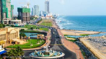 Ex. Colombo - Sri Lanka Package