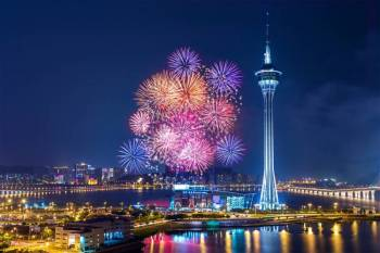 Ex. Hong Kong & Macau Package
