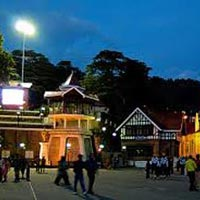 Kufri Shimla Package Tour Program