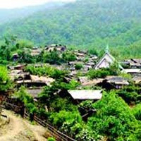 Eastern Himalaya Delights 12 Nights/13 Days Package