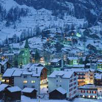Golden Swiss Trip Package