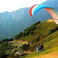 Paragliding in Dharamshala Tour