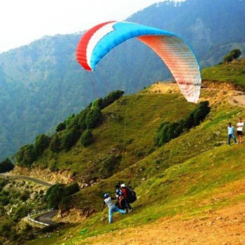 Paragliding in Bir-Billing Tour