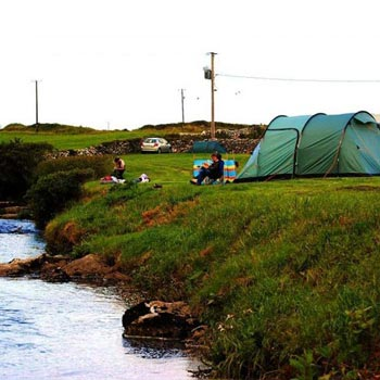 River Side Camping Tour