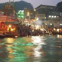 Rishikesh to Agra Tour