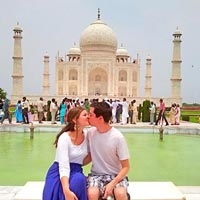 Honeymoon Tour of Golden Triangle of India