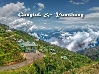 TOUR PROGRAMME OF GANGTOK, YUMTHANG