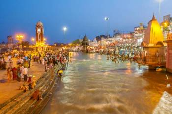 Tour Programme of Haridwar and Varanasi