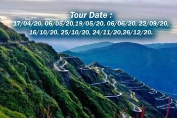 Tour Programme of Silk Route