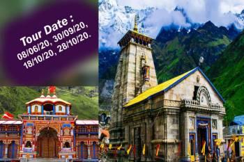 Tour Programme of Haridwar, Kedar, Badri