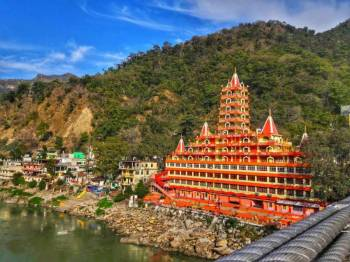 Tour Programme of Haridwar Rishikesh Dehradun and Mussoorie by Air