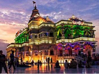 Tour Programme of Delhi Agra and Jaipur