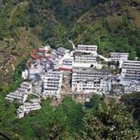 Mata Vaishno Devi Heli Darshan Package