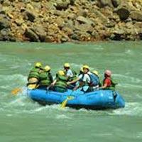 Camping & Rafting  Tour