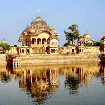 Delhi - Mathura Viridavan - Agra Tour