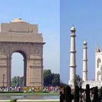 Delhi- Agra -Delhi 2 Nights and 3 Days Tour