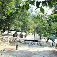 River Rafting and camping in Rishikesh Tour