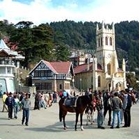 02 Nights/ 03 Days Shimla Tour package