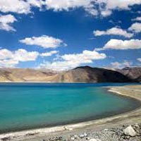 Ladakh With Pangong Lake
