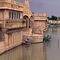 Splendor Of Rajasthan With Erotic Temple