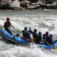 Rafting in Ganges Tour