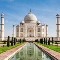 Taj, Tiger, Fort and Palace Tour Of India