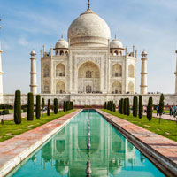 Golden Triangle with Ganges 8 Nights / 9 Days Tour