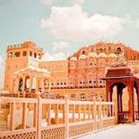 Blissful Agra - Jaipur Tour Package