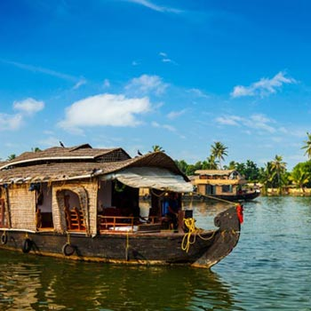# Indiaholiday.co.in # Best Houseboat Tour Munnar - Thekkady - Alleppey # Pune #