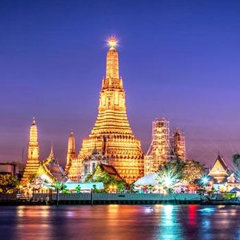 3/3.5 Star Best Singapore - Malaysia - Thailand Tour