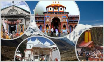Chardham Yatra Group Tour Package 2018