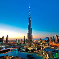 Dubai Amusing Tour
