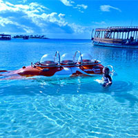 Maldive Honeymoon Tour Package