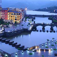 Pune to Lavasa City One Day Trip Tour