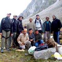 Trekking Tour in Himachal