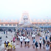 Tirupati Tour 6D 5N