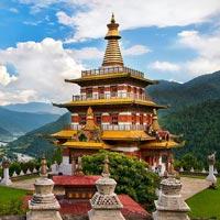 Bhutan 6 nights and 7 days Tour