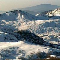 Zuluk view in December