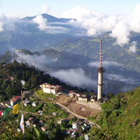 Pelling - Gangtok - Lachung Tour Package