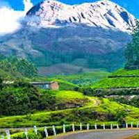 6 Days/ 5 Nights. Munnar - Thekkady - Kumarakam - Alleppey Tour