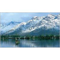 Kashmir - The Paradise on Earth tour
